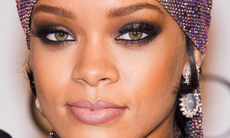 بالصور .. Rihanna وجهة إعلانات Dior