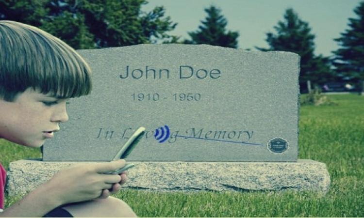 حتى الدفن بقى على النت .. تكنولوجيا جديدة لدفن الموتى وتخليد ذكراهم