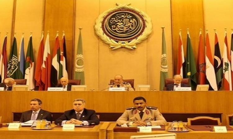 الجامعة العربية تدعو رؤساء الأركان العرب لعقد اجتماعهم الثانى بالقاهرة
