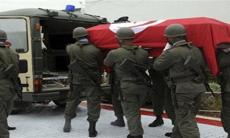 مقتل ثلاثة عناصر من الحرس الوطني التونسي