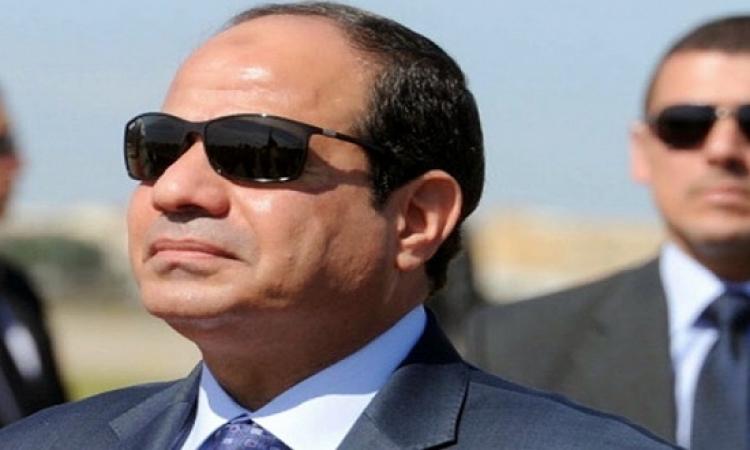 السيسى يوافق على اتفاقية التعاون الاقتصادى بين مصر والصين