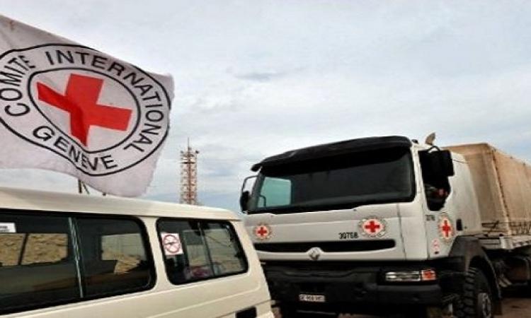 الصليب الأحمر: مشاكل تعوق دون وصول الإمدادات الطبية لليمن