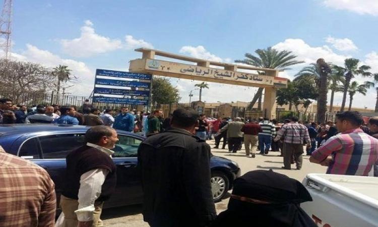 استشهاد طالبين وإصابة آخرين فى انفجار قنبلة بمحيط استاد بكفر الشيخ