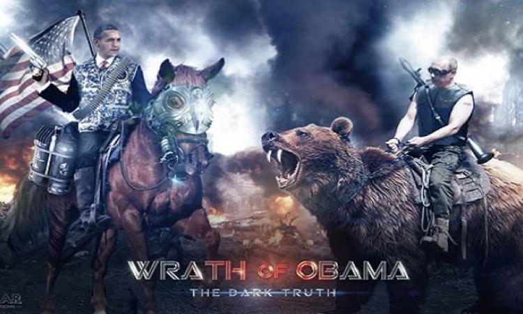 بالفيديو والصور.. شبح لينين للأندرويد يوحد أوباما وبوتين!!