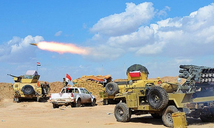 القوات العراقية تستعيد وسط الرمادى من قبضة داعش
