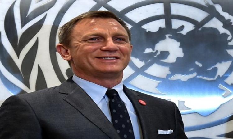 الامم المتحدة تمنح جيمس بوند .. رخصة للإنقاذ !!