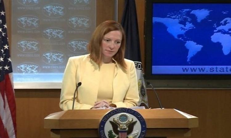 الخارجية الأمريكية: واشنطن تشارك فى عاصفة الحزم بالمعلومات الاستخباراتية