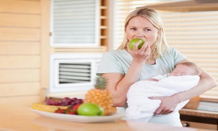 نظام غذائى يساعدك على التخلص من السمنة أثناء الرضاعة
