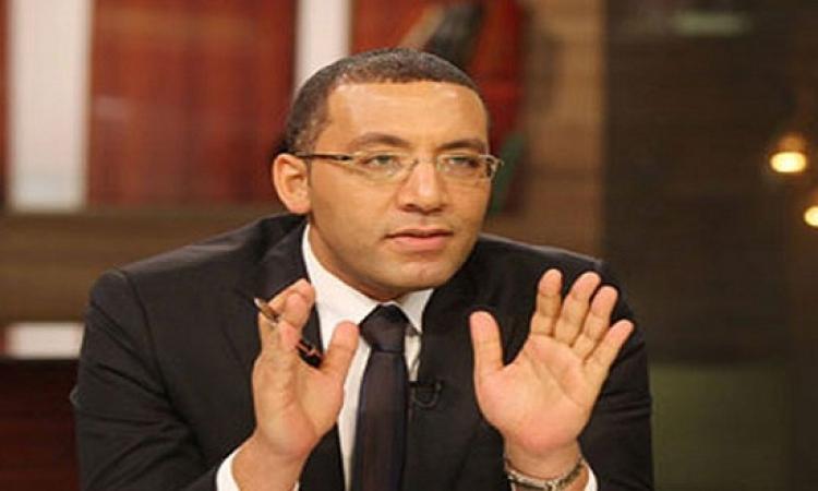 خالد صلاح: يصف هجوم البحيرى على كتب التراث الدينى بالفجور