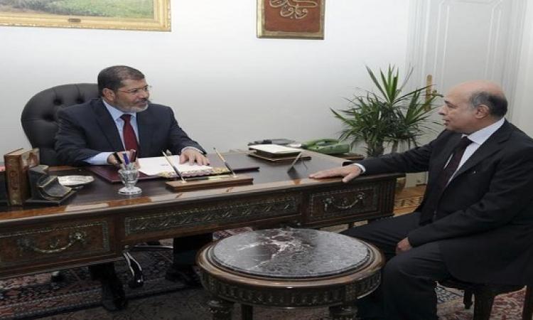 """السجن 3 سنوات لرئيس ديوان """"مرسى"""" بتهمة التزوير"""