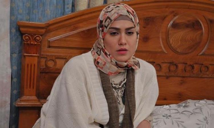 ريم هلال ترتدى الحجاب فى رمضان