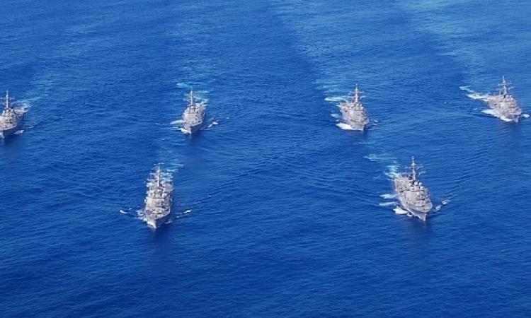 بروتوكول لتسهيل مرور السفن الحربية بين مصر وروسيا