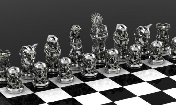 """ضبط بطل شطرنج """"يغش"""" فى الحمام .. براشيم وحلول نموذجية وكده!!"""