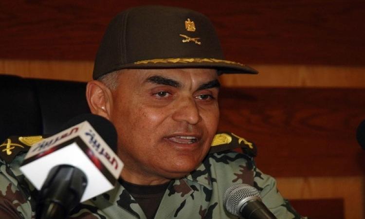 تعيين 3 قيادات جديدة للمخابرات الحربية والجيش الثانى والبحرية