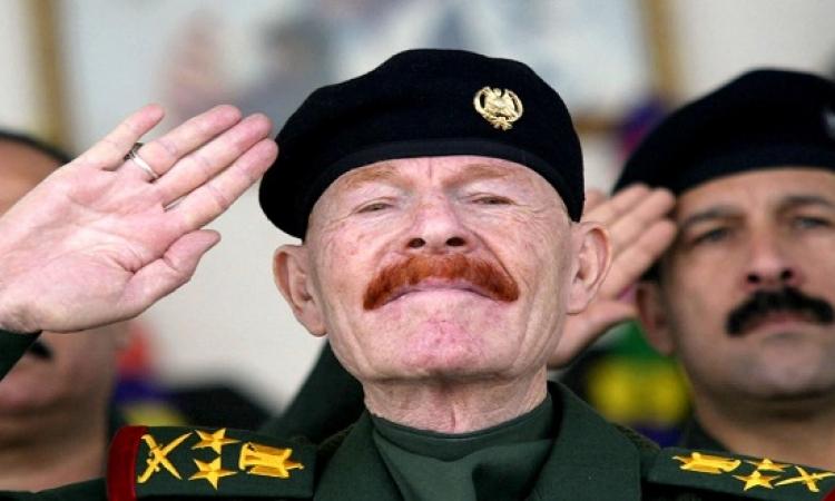 بالصور.. مقتل عزت الدورى .. نائب صدام حسين وعقل داعش المدبر