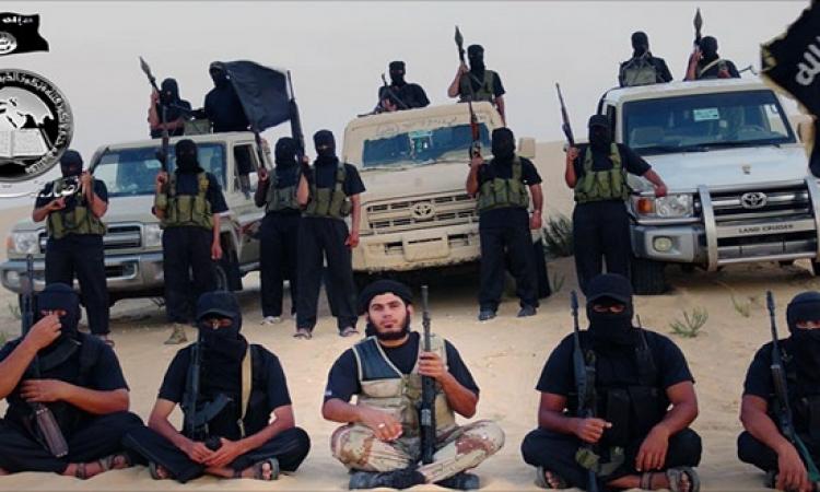 """مقتل سيدتين وطفل بقذيفة هاون أطلقها """"بيت المقدس"""" بشمال سيناء"""