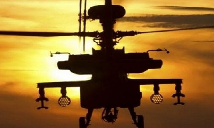 القوات المسلحة تجدد القصف الجوى على جنوب سيناء ..!!