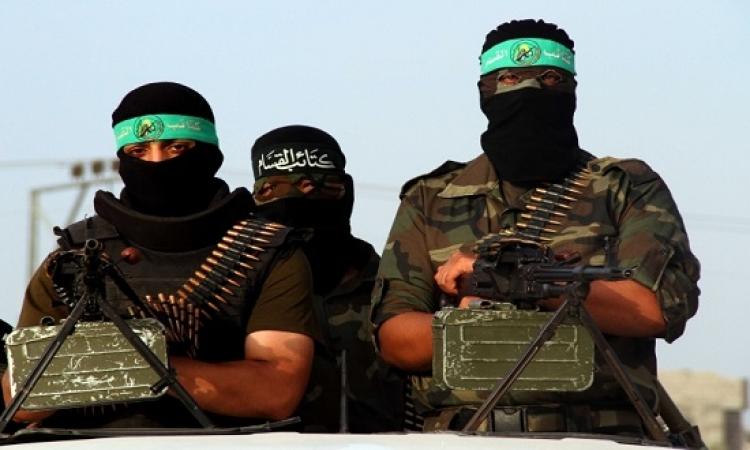 بالصور .. ضبط فلسطينيين من كتائب القسام فى العريش