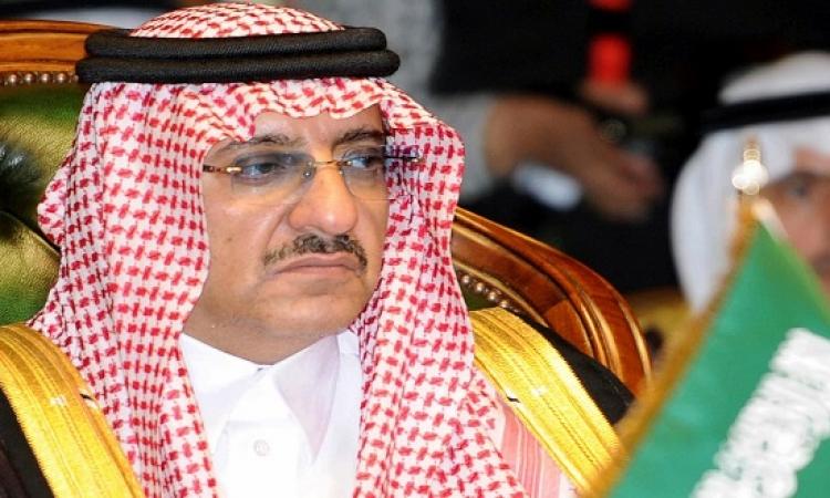 أول حفيد لعبد العزيز وجنرال الارهاب .. يقترب من عرش المملكة