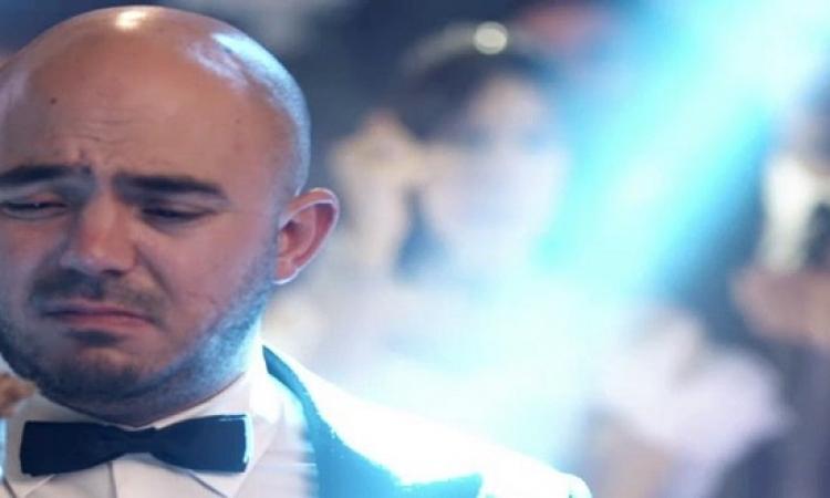 بالصور .. محمود العسيلى يحتفل بعقد قرانه على زوجته الثانية