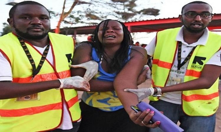 بالصور.. الهجوم الأسوأ بكينيا .. 147 قتيلا من طلاب الجامعة