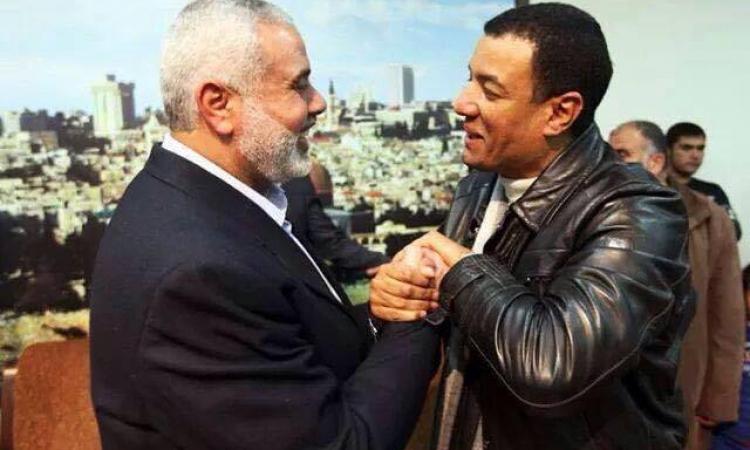 بالفيديو والصور .. هشام الجخ ولغز علاقته بإسرائيل وهنية
