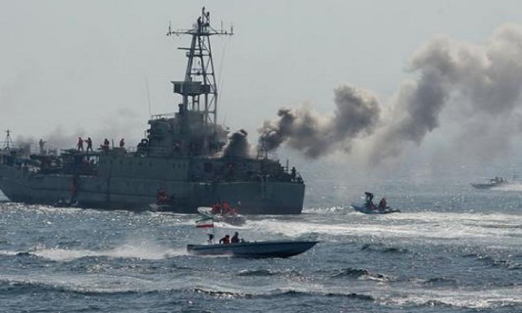 سفن حربية إيرانية تتجه إلى خليج عدن