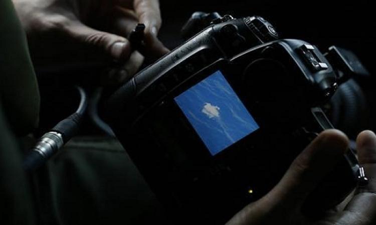 كاميرا تشحن بالطاقة الشمسية
