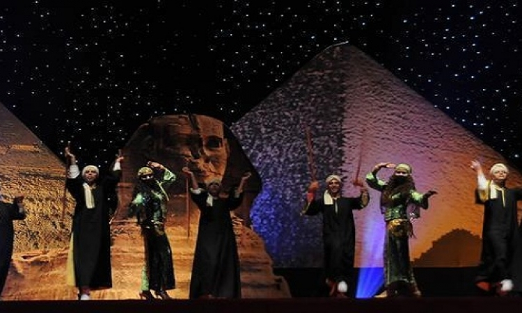 افتتاح مهرجان المسرح بالقاهرة الاحد