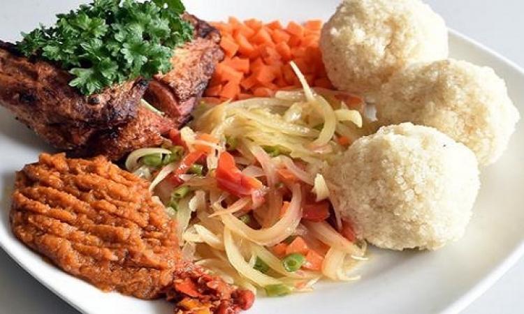 الأطعمة الإفريقية اسرع علاج لسرطان القولون