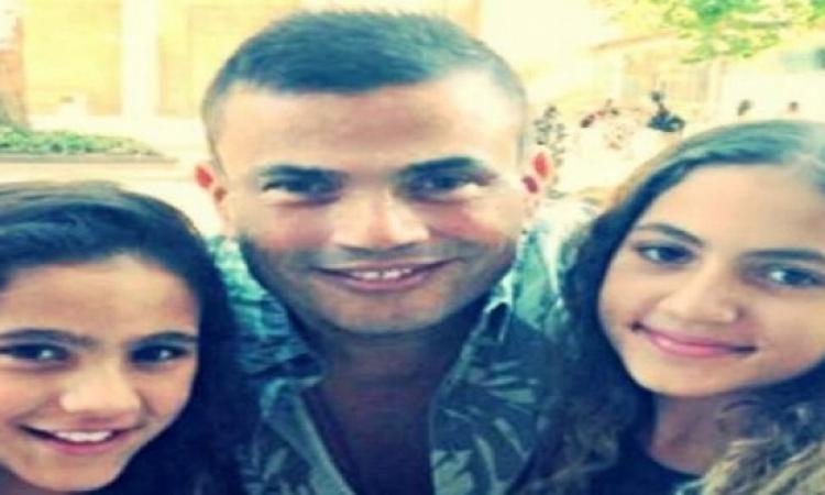 بنات عمرو دياب فولة واتقسمت نصين