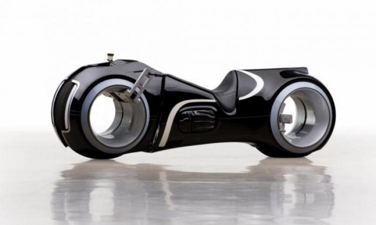 دراجة نارية مستوحاة من أفلام ديزنى بـ40 ألأف دولار فقط .. تشترى؟!