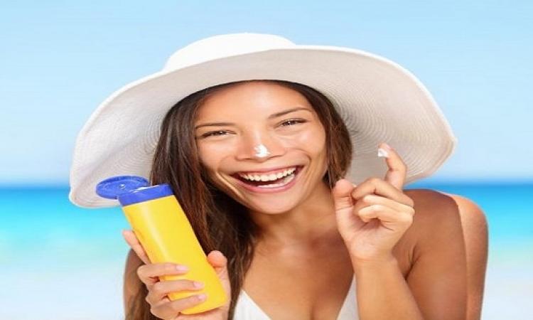 الطرق الصحيحة لاستخدام كريم الحماية من الشمس