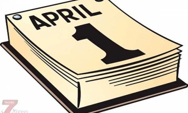 """شهر التندر والسخرية والمرح والمآسي ..والمبرر """" كذبة أبريل"""""""