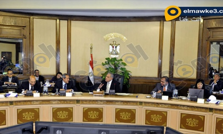 محلب : مصر فى حالة حرب وسنرفع قوانين خاصة بالارهاب للرئيس