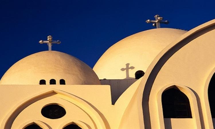 إصابة شرطى و4 مواطنين فى إطلاق نار على كنيسة الأنبا رفائيل بالأسكندرية