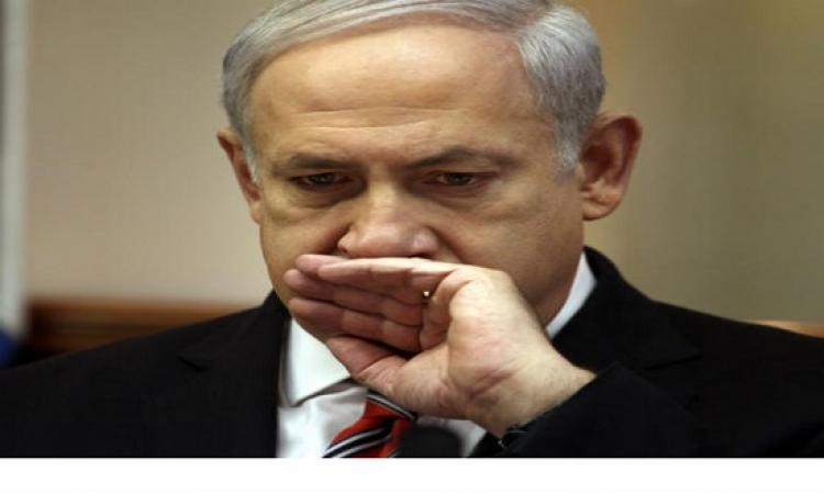 رئيس الوزراء الإسرائيلى يوقع أول اتفاقين للشراكة في الحكومة الائتلافية