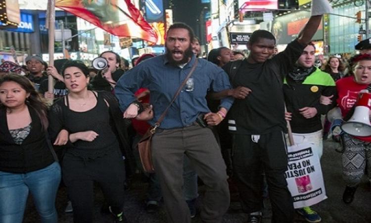 الشرطة الأمريكية تعتقل أكثر من 60 شخصًا فى مظاهرات بالتيمور