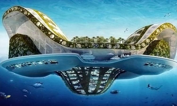 تشييد أول مدينة عائمة في العالم فى 2020