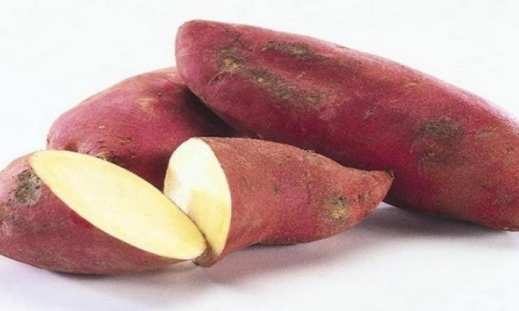 البطاطا الحمراء تقي من ارتفاع ضغط الدم