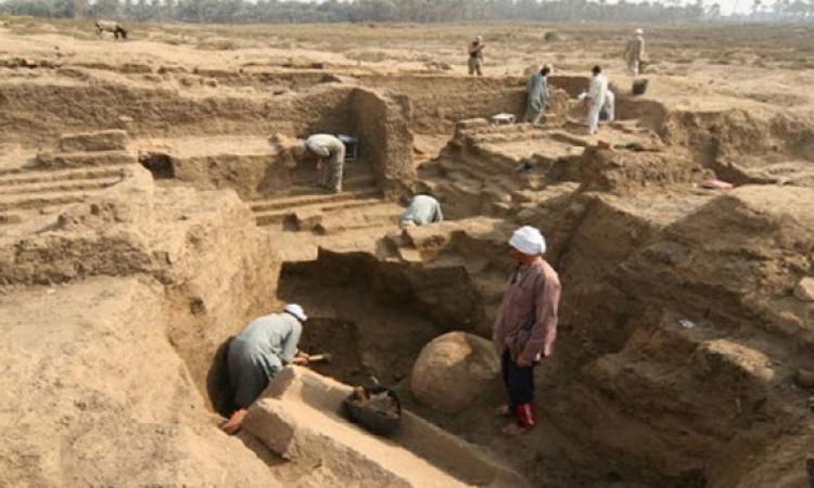 اكتشاف أول عاصمة لمصر الموحدة القديمة