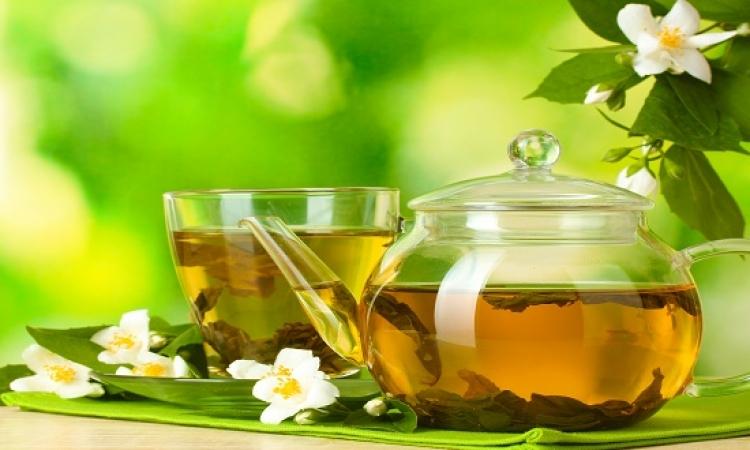 مش بس بيقلل الوزن .. 4 فوائد صحية للشاى الأخضر
