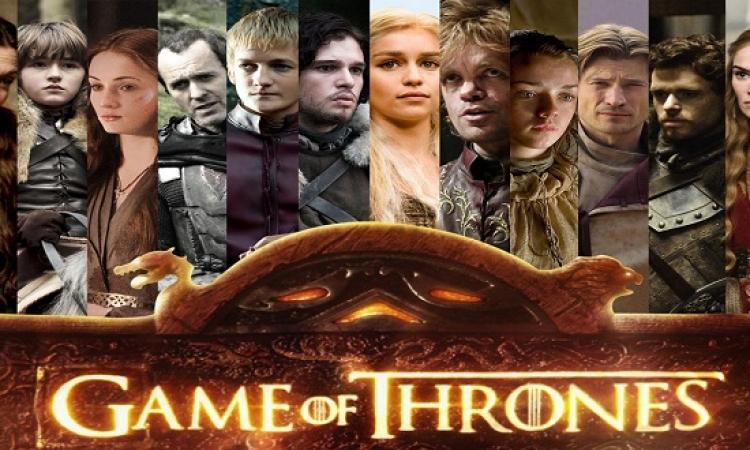 شوف نجوم Game of thrones  على الحقيقة .. بس متخضش
