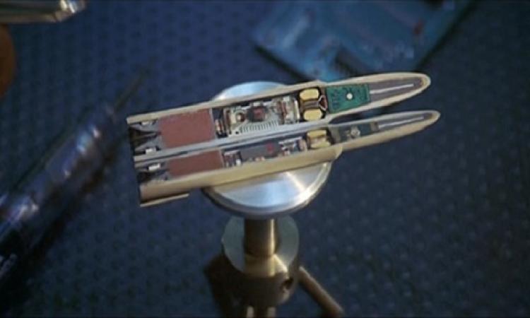 بالفيديو… الولايات المتحدة تصنع الرصاصة الذكية التى تغير اتجاهها في الهواء