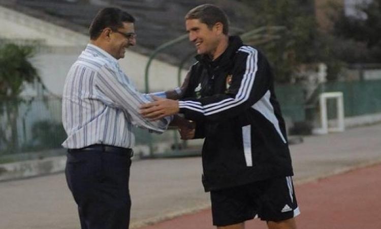 """رئيس الأهلي لـ""""جاريدو"""" : يجب تخطي المغرب التطواني والتخلص من النتائج السلبية"""