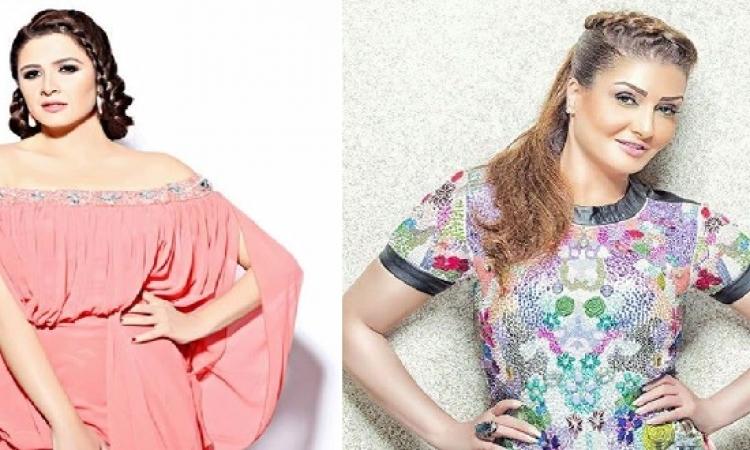 من أجمل فى ملابس الرياضة غادة عبد الرازق أم ياسمين عبد العزيز؟!