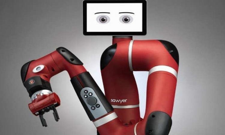 روبورت يمكنه تجميع كل البضائع في المجالات التجارية