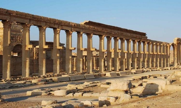 مجلس الأمن قلق على مصير المدنيين في تدمر الأثرية