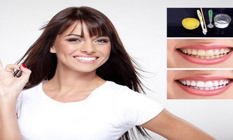 بالصور.. خلطة مجربة لتبييض الأسنان فى المنزل !!