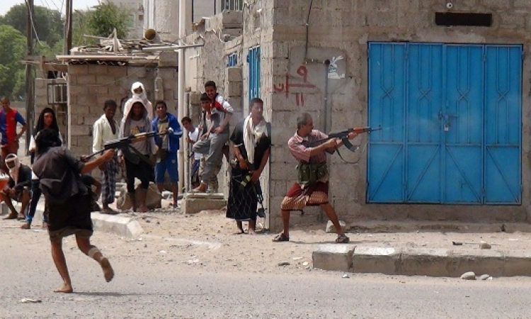 استمرار الاشتباكات فى اليمن .. رغم سريان الهدنة الإنسانية